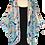 Thumbnail: Kaleidoscope Kimono Robe