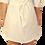 Thumbnail: White Herringbone Dress Shirt Dress