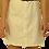 Thumbnail: Yellow Herringbone Dress Shirt Dress