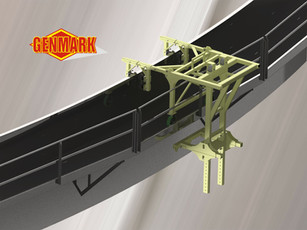 SPECIALIZED DEVICE FOR STORAGE TANKS COATING