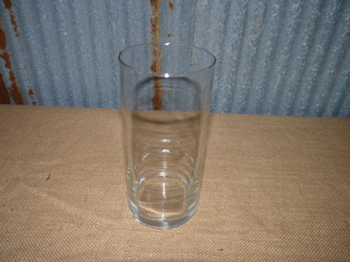 Clear Glass Vase - QTY 11