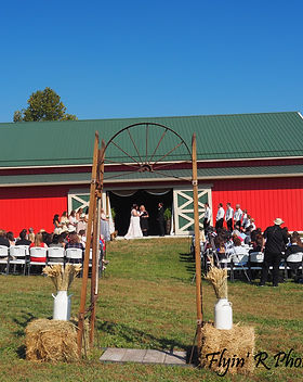 Tomlin Wedding at the Barn at Wicked Pon
