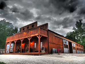 Wedding Reception Venue | Dittmer, MO | The Saloon at Wicked Pony Ranch