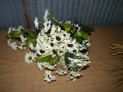 White Daisies - QTY 19