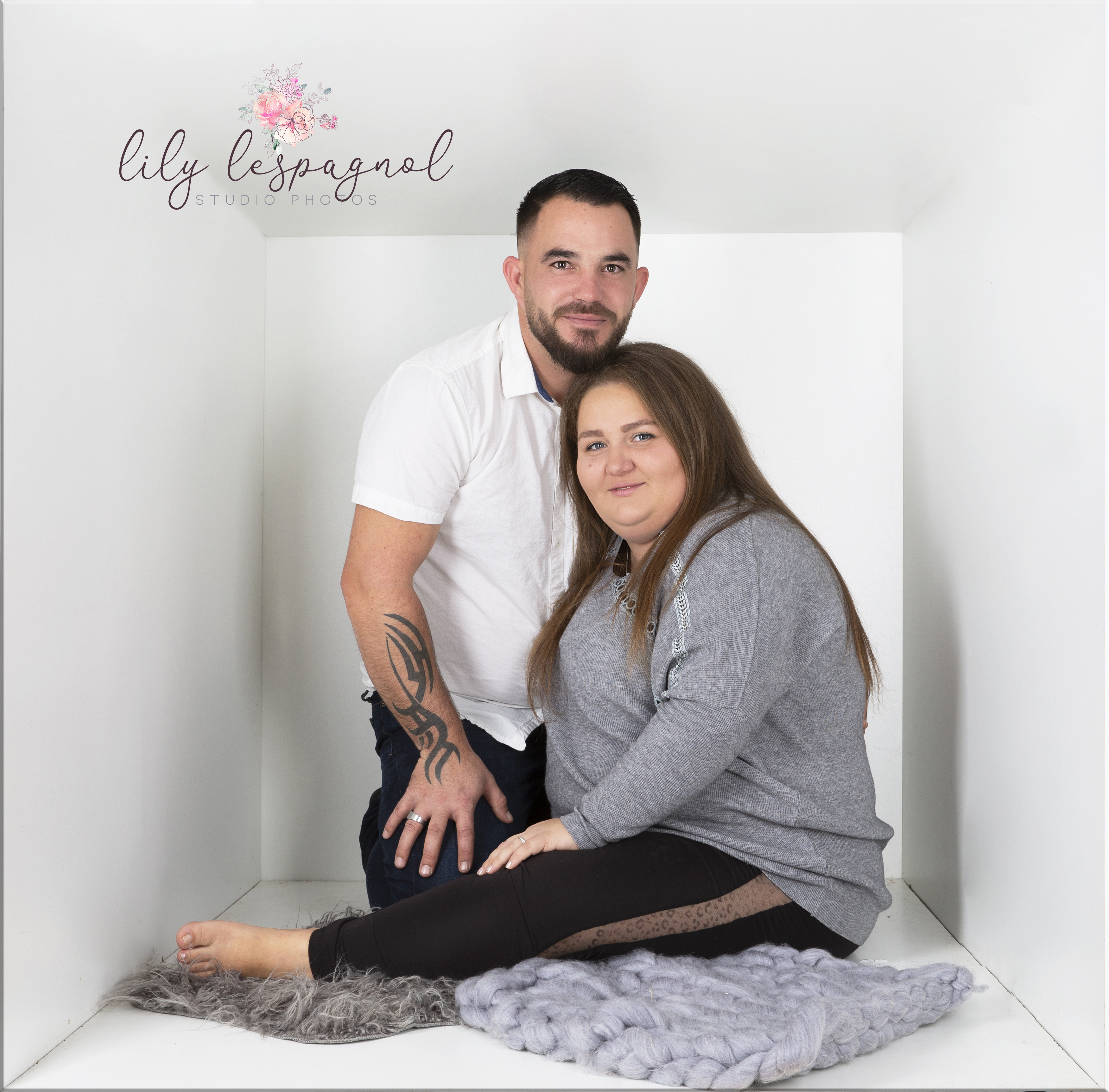 Lily Lespagnol Studio Photos