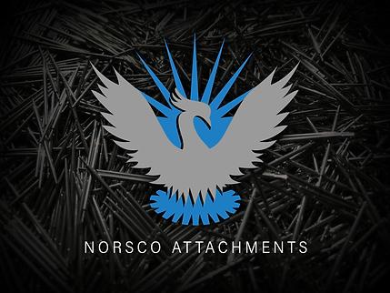 Norsco Attachments logo, the predecessor to NeoMetal
