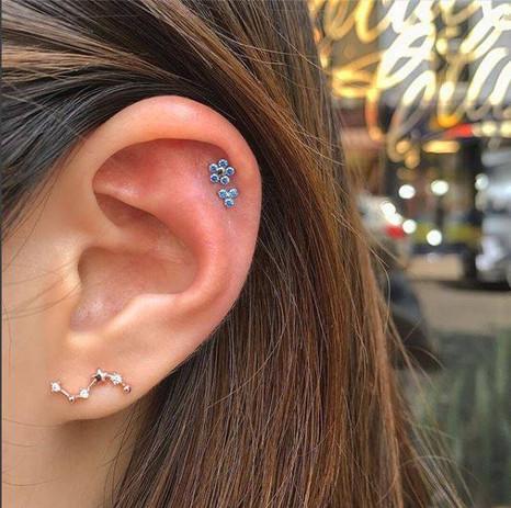 Neometal Ear Piercing | Body Art Alliance | United States
