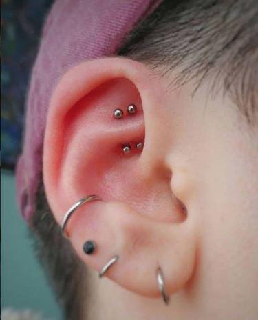 Neometal Ears Piercing | Body Art Alliance | United States