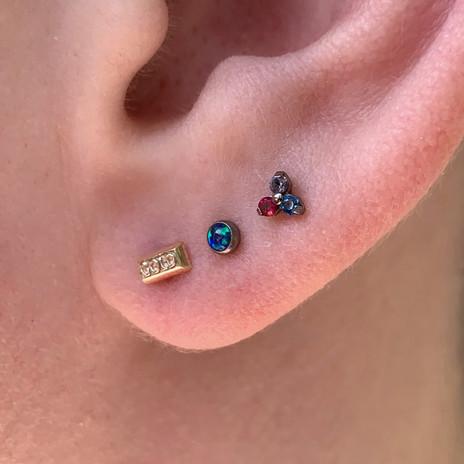 Neometal Ear Jewelry | Body Art Alliance | United States