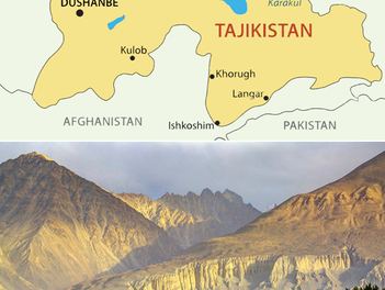 Il Tajikistan approda in Tuscia e sonda le produzioni locali da inserire nei suoi mercati Test super