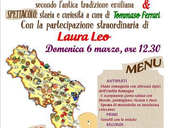 """""""Da Ragione in Regione"""": EMILIA """"SE-MAGNA"""". A Il Marrugio continua il viaggio """"cult-eno-gastronomico"""