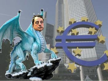 I Draghi della finanza.