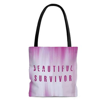 Beautiful Survivor Tote Bag