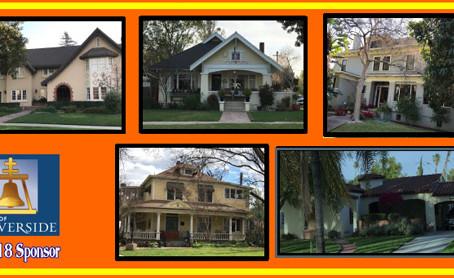 Old Riverside Foundation 2018 Vintage Home Tour