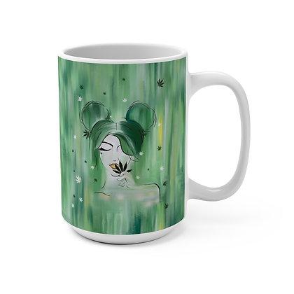 Mary Jane Girl Coffee Mug 15oz