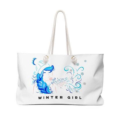 Winter Girl Limited Weekender Bag