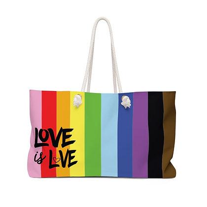 Love is Love™ Weekender Bag
