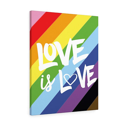 Copy of Love is Love™ Canvas