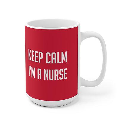 Nurse Girl™ Mug - Left Handed