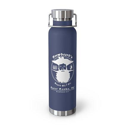 Brewbeards® 22oz. Insulated Bottle