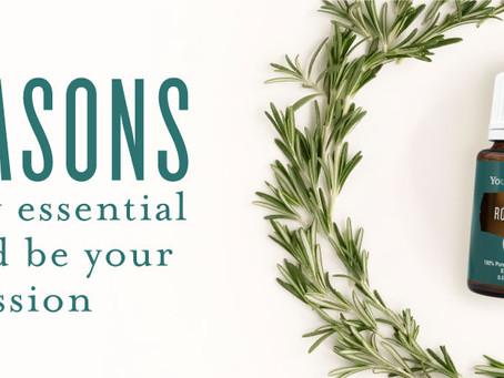 15 REASONS FOR ROSEMARY
