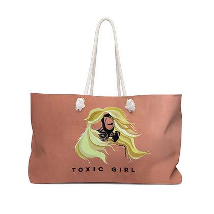 Toxic Girl Weekender Bag