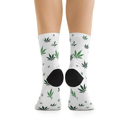 Mary Jane Girl Socks