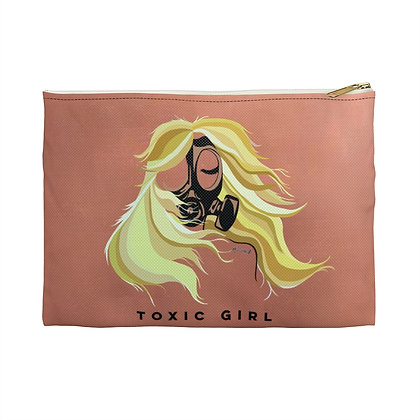 Toxic Girl Accessory Pouch