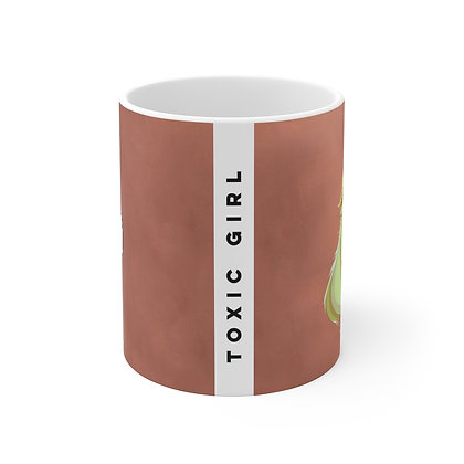 Toxic Girl Mug 11oz ™