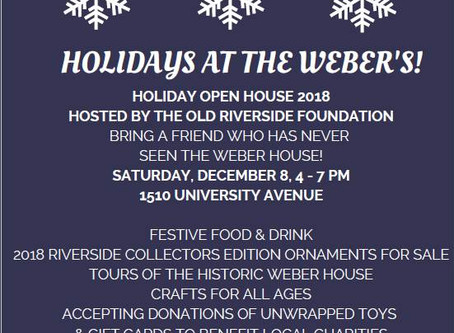 Holiday At the Weber