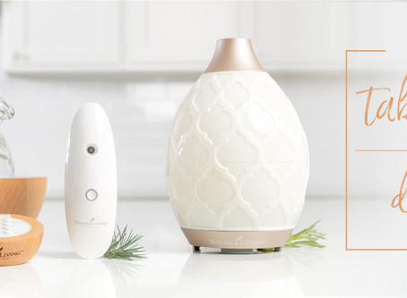 HOW TO TAKE CARE OF YOUR DIFFUSER