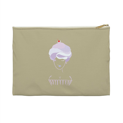 Cupcake Girl Accessory Pouch