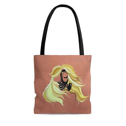 Toxic Girl Tote Bag