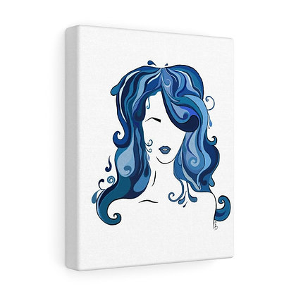 Water Girl Canvas (Small)