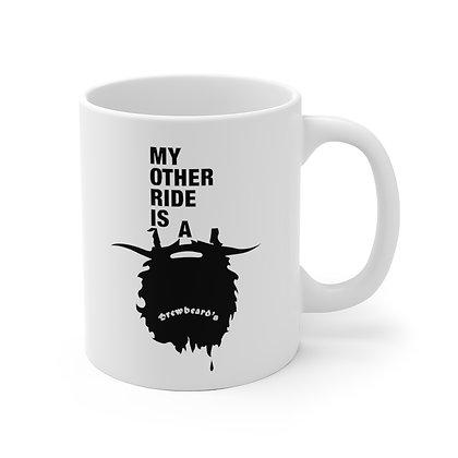 Brewbeards® MY RIDE Ceramic Mug