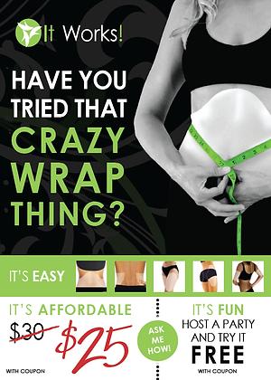 Wrap It! Blitz Card