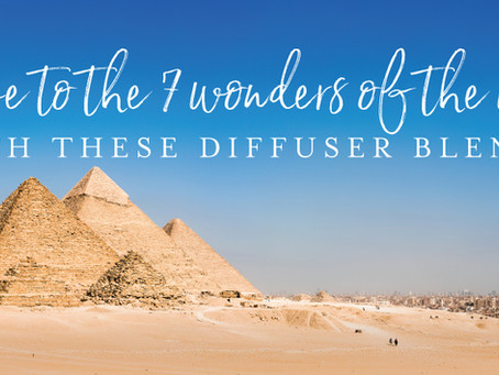 ESCAPE TO THE 7 WONDERS OF THE WORLD