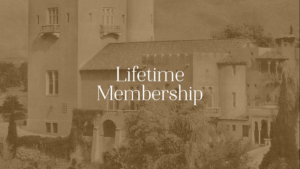 Lifetime Membership (2020)