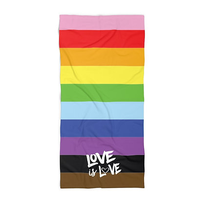Love is Love™ Beach Towel