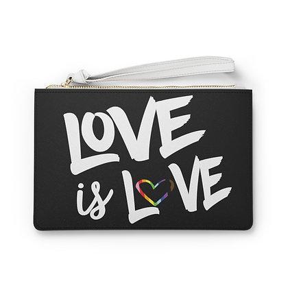 Love is Love™ Clutch Bag