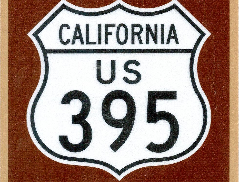 Historic 395 Sign