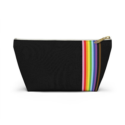 Love is Love™ Accessory Pouch w T-bottom