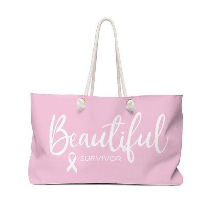 Beautiful Survivor™ BEAUTIFUL Weekender Bag