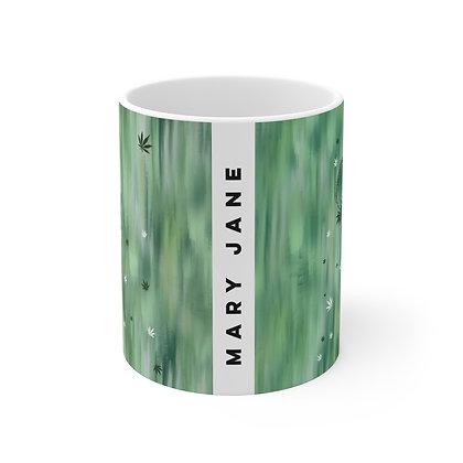 Mary Jane Mug 11oz