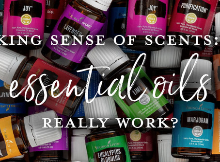 MAKING SENSE OF SCENTS