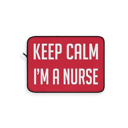 Nurse Girl™ Laptop Sleeve