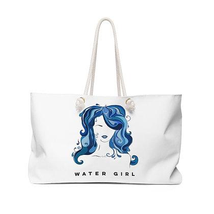 Water Girl Weekender Bag