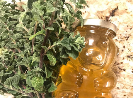COUGH REMEDY | THYME OIL