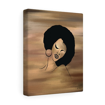 Ebony Queen Canvas (Small)