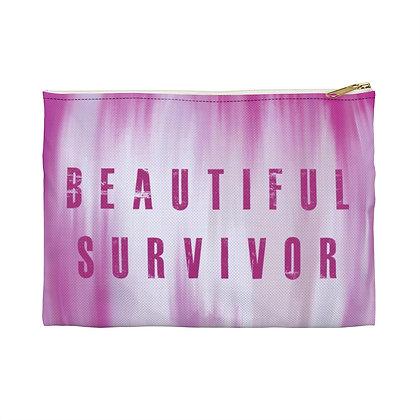Beautiful Survivor Accessory Pouch